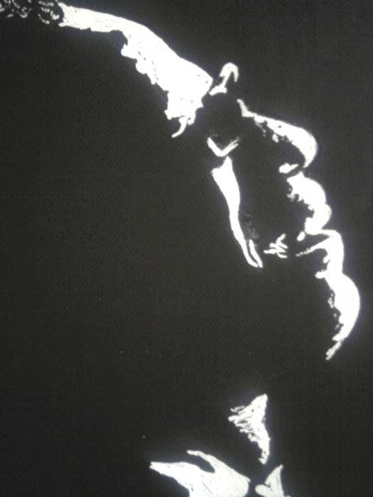 Ray Charles por Clara91